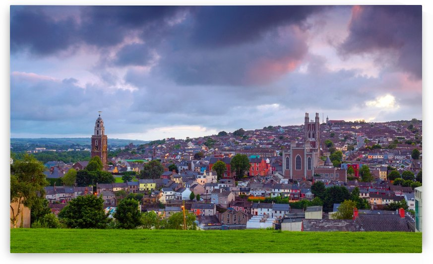 C 767 Cork City by Michael Walsh