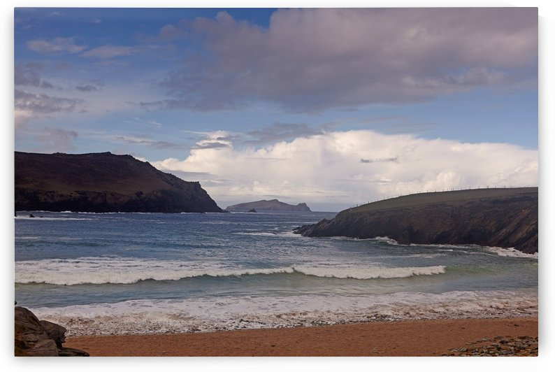 KY 599 Clogher Strand   Dingle Peninsula, Co.Kerry, Ireland by Michael Walsh