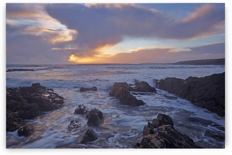 C 751 Inch Strand, Co.Cork  by Michael Walsh