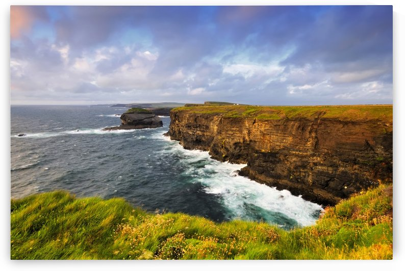 CE 063 West Clare Coastline by Michael Walsh