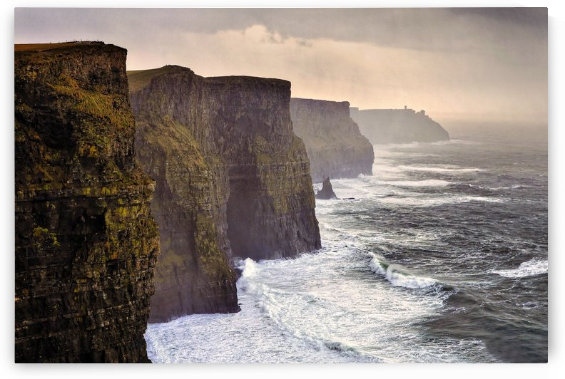 CE 057 Cliffs Of Moher by Michael Walsh