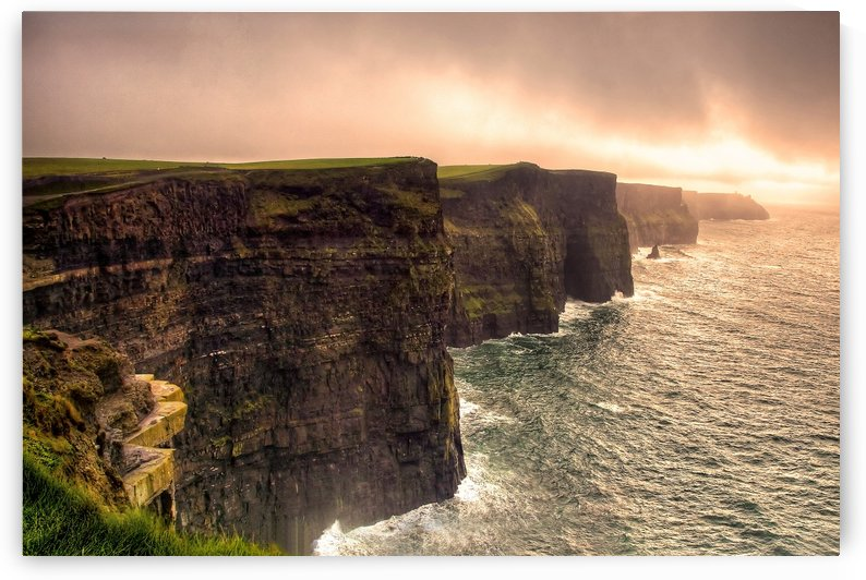 CE 056 Cliffs Of Moher by Michael Walsh