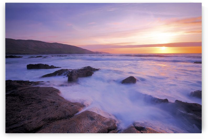 C 642 West Cork Sunset by Michael Walsh