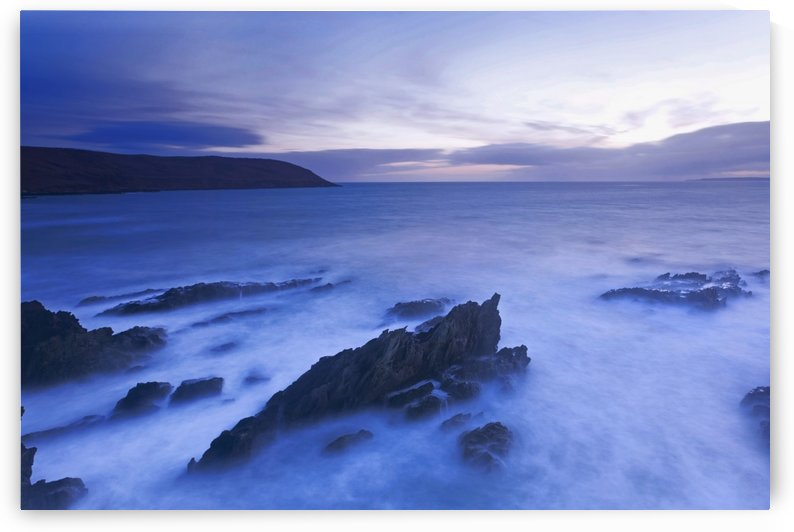 C 629 Dunworley Twilight by Michael Walsh