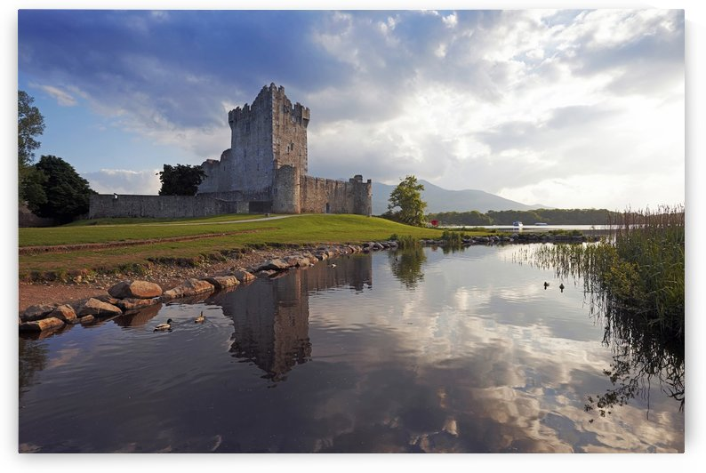 KY 456 Ross Castle by Michael Walsh
