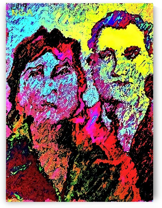 The Happily Married Couple  - by Neil Gairn Adams  by Neil Gairn Adams