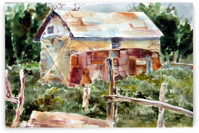 cottage by JAMALEDDIN TOOMAJNIA