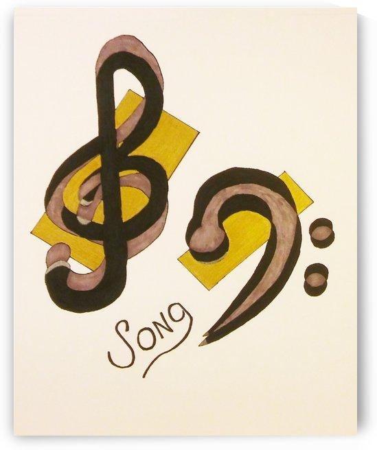Music Symbols by SarahJo Hawes