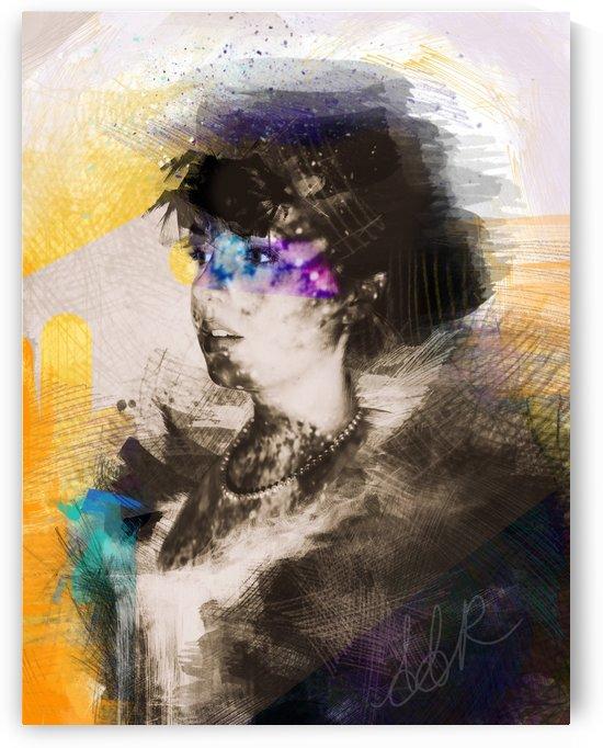 Lady by Audrey-Anne Richard