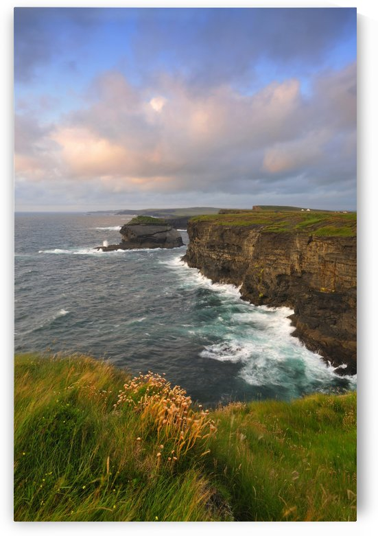 CE 064 West Clare Coastline by Michael Walsh