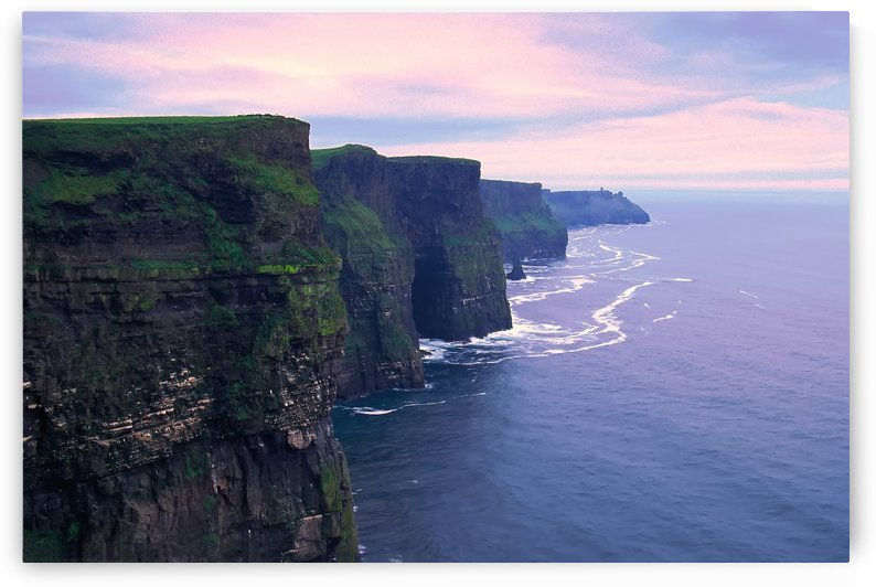 CE 030 Cliffs Of Moher (2) by Michael Walsh
