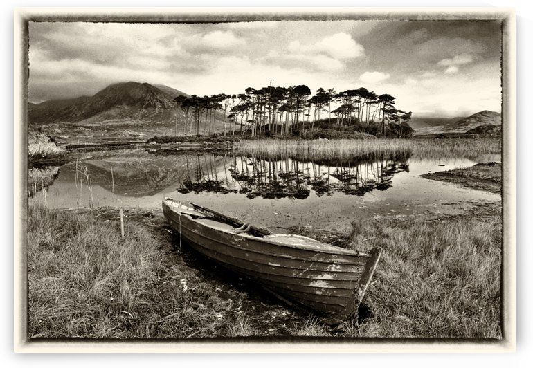 G 046 Derryclare Lake by Michael Walsh