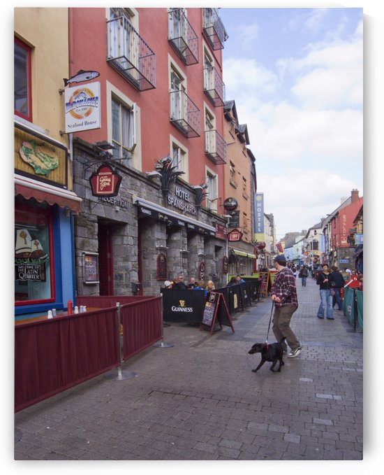 G 202 Galway City by Michael Walsh