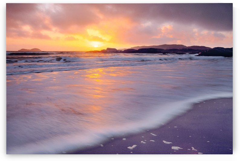 KY 110 Derrynane Bay by Michael Walsh