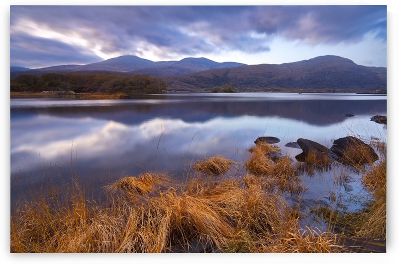 KY 557 Upper Lake, Killarney by Michael Walsh