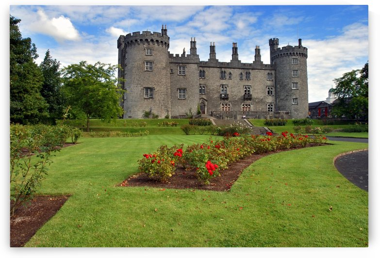 KK 001 Kilkenny Castle by Michael Walsh