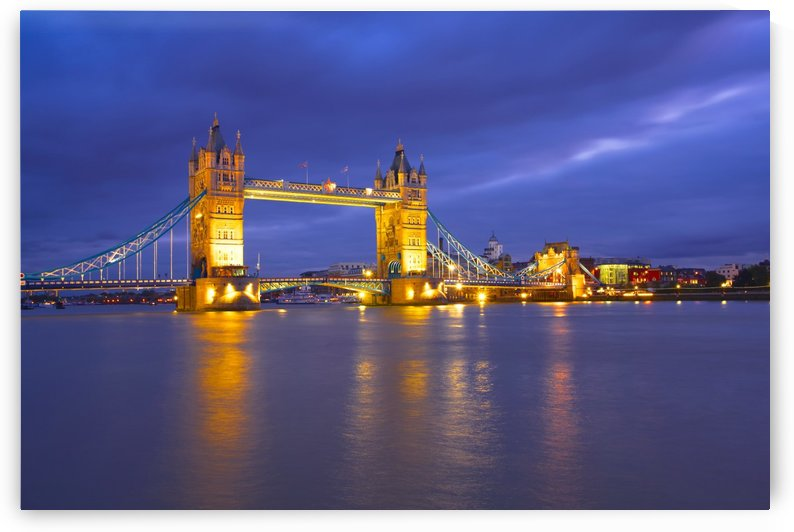 LON 019 Tower Bridge  by Michael Walsh