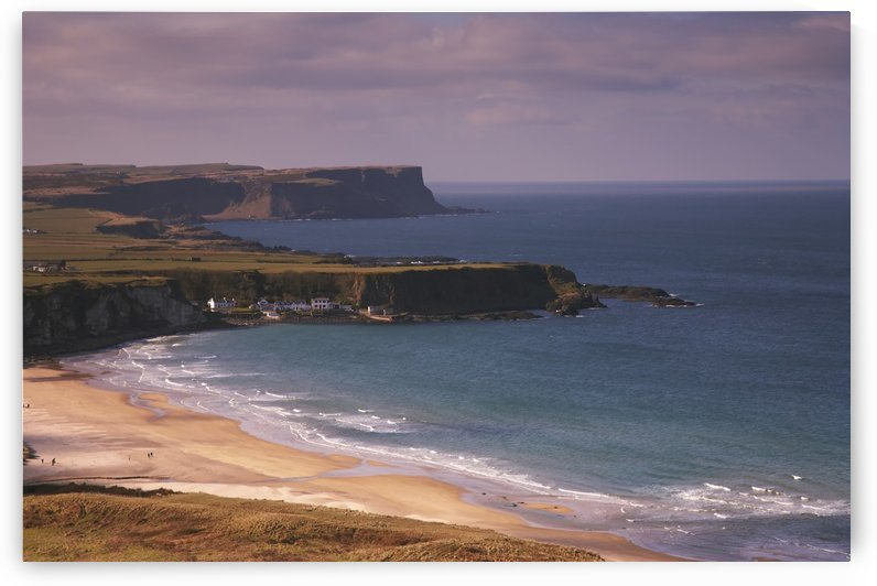 NI 035 White Park Bay   Co.Antrim by Michael Walsh