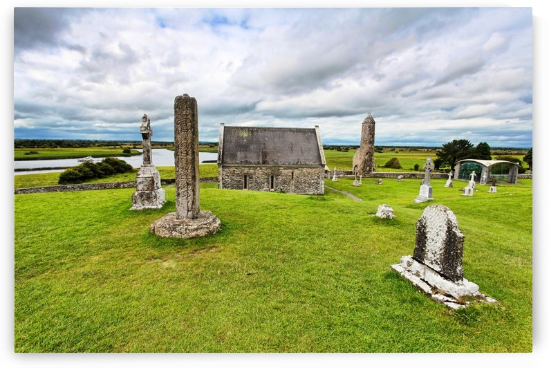 OY 002 Clonmacnoise by Michael Walsh