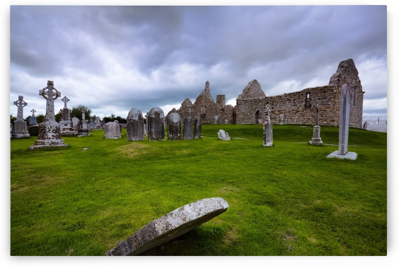 OY 008 Clonmacnoise by Michael Walsh