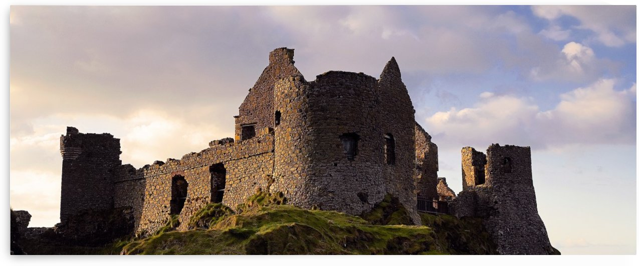 NI 026 Dunluce Castle   Co by Michael Walsh