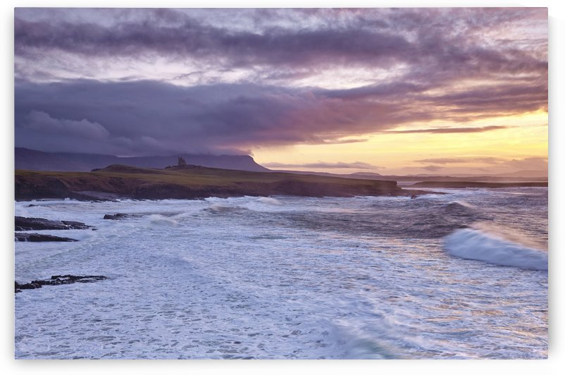 SO 160 Mullaghmore, Co.Sligo, Ireland by Michael Walsh