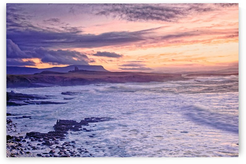 SO 164 Mullaghmore, Co. Sligo, Ireland by Michael Walsh