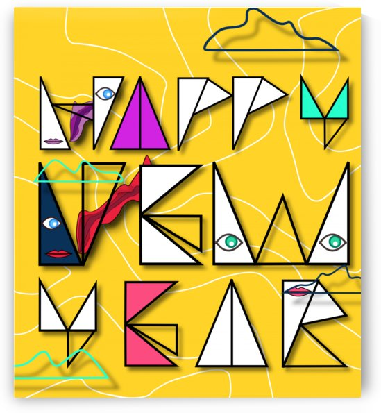 Happy New Year by Ehsanul Amin