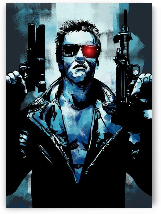 Terminator by nabakumov