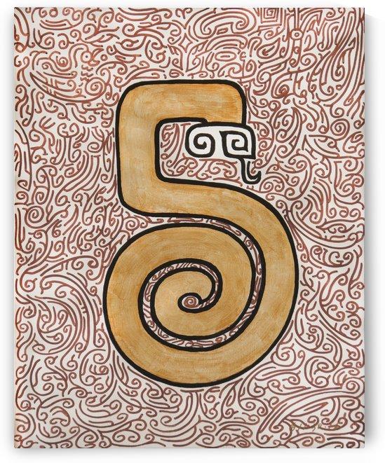 Snake by olando lin