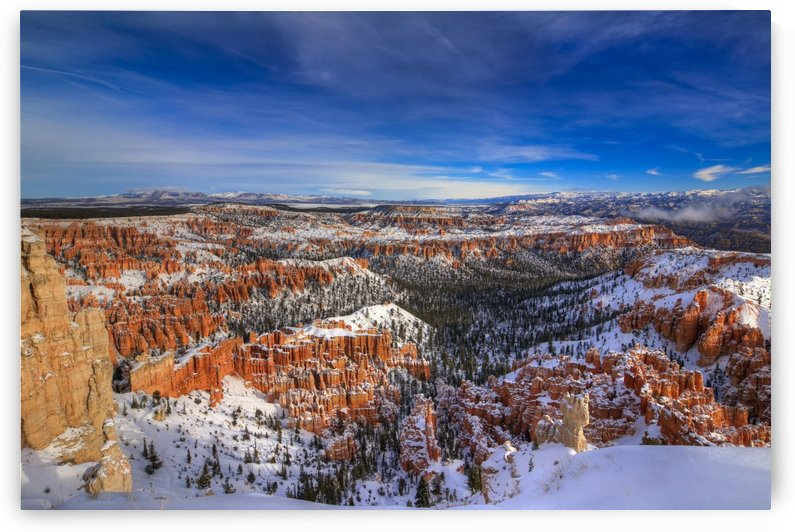 TRANSFORMATION AT BRYCE CANYON by Bill Sherrell
