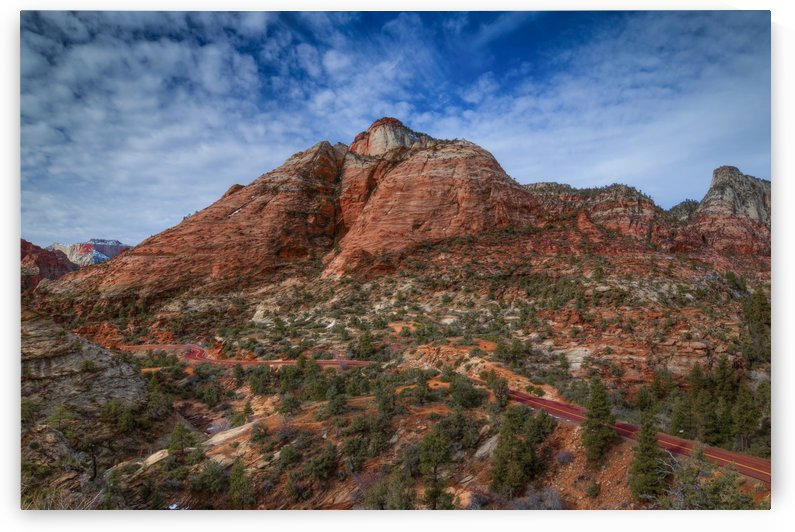 THE ROAD TO ZION by Bill Sherrell