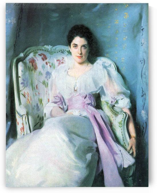 Lady Agnew by John Singer Sargent by John Singer Sargent