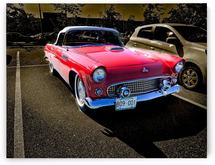 Classic Car by Michael Snell