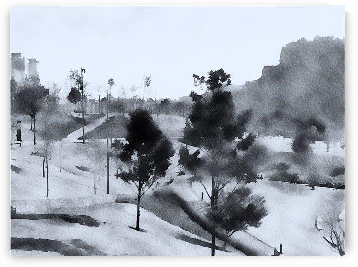 Park rendering by PedroVit