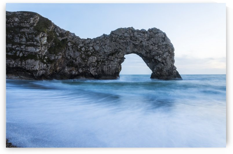 DURDLE DOOR DUSK 2. by ANDREW LEVER GALLERY