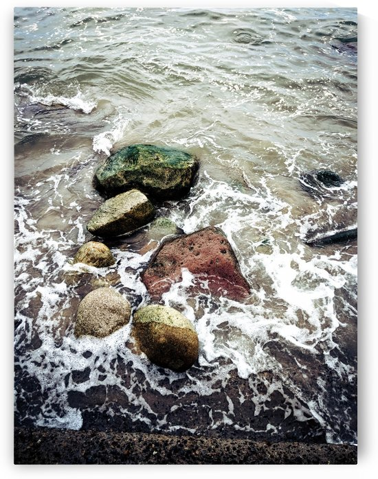 Rocks In The Sea by Tom Nolle