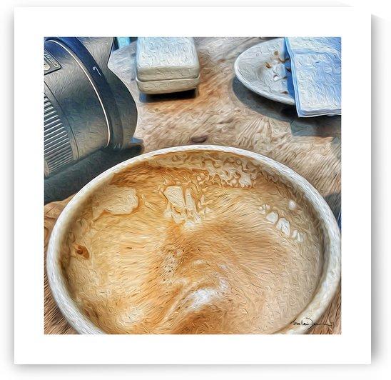 Caffè Latte  by Jean-Louis Desrosiers