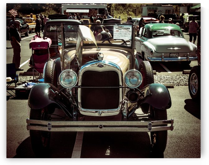 anacortes carshow by Michael Snell