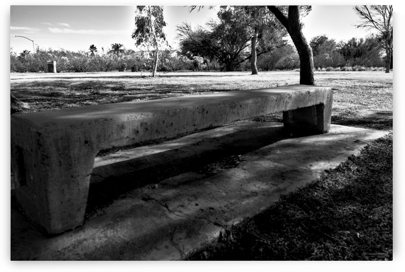 Bench by Angelo A Keene