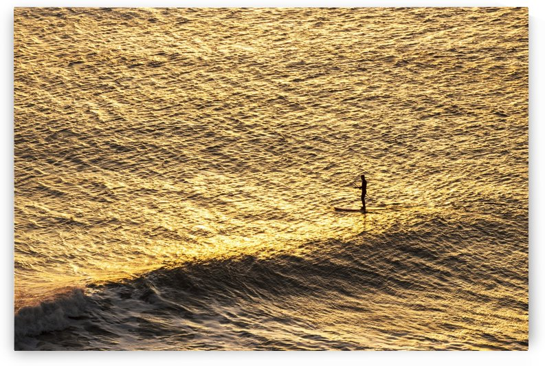SUNSET SURFER 4. by ANDREW LEVER GALLERY