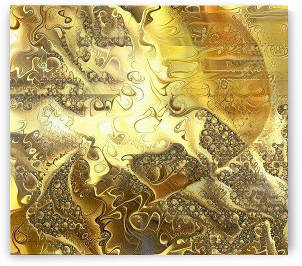Golden Light by Bruce Rolff