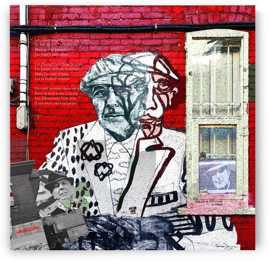 Hommage - Leonard Cohen by Jean-Louis Desrosiers