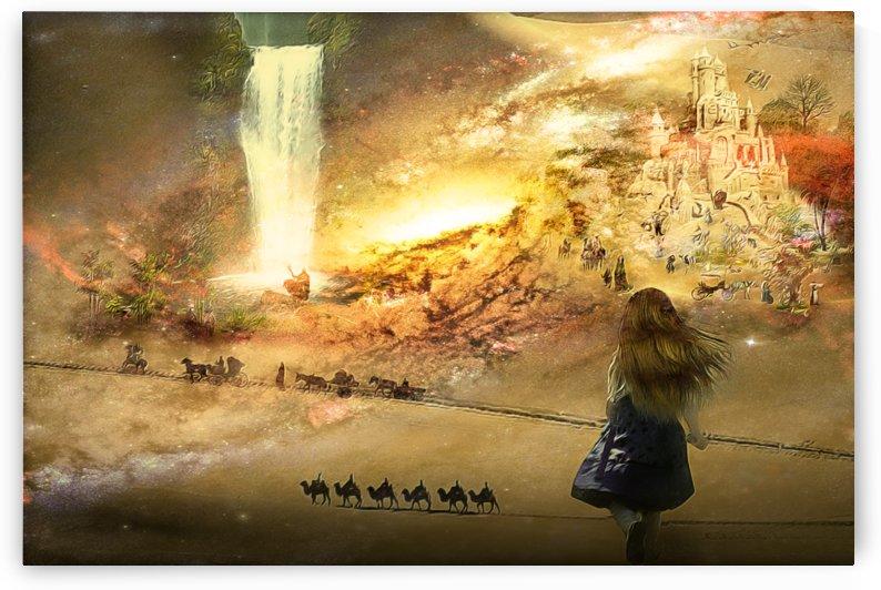 New world by khaled Aljaber