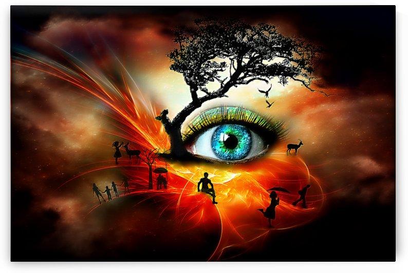 Eye Guard by khaled Aljaber