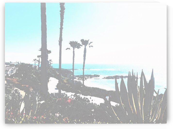 California Landscape by Chayim Shvarzblat
