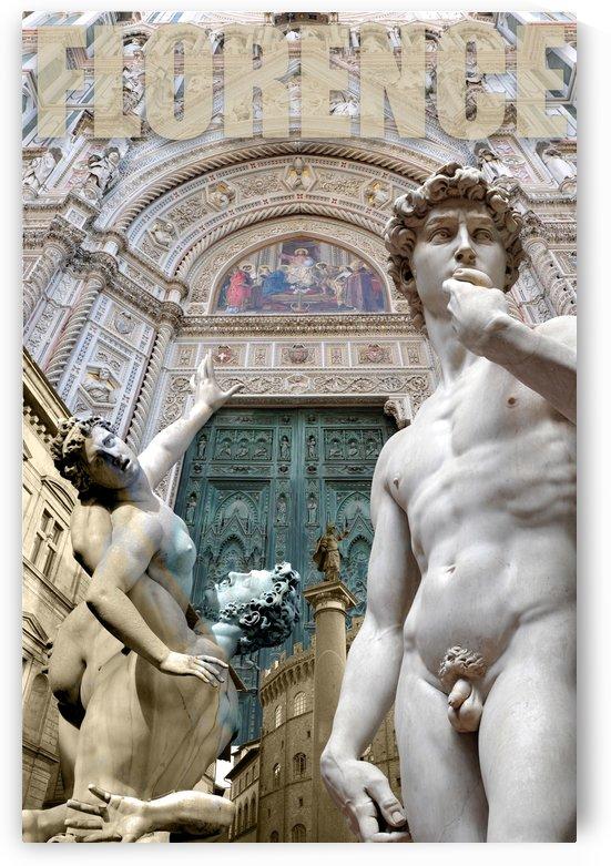 Affiche Florence by Jean-Louis Desrosiers
