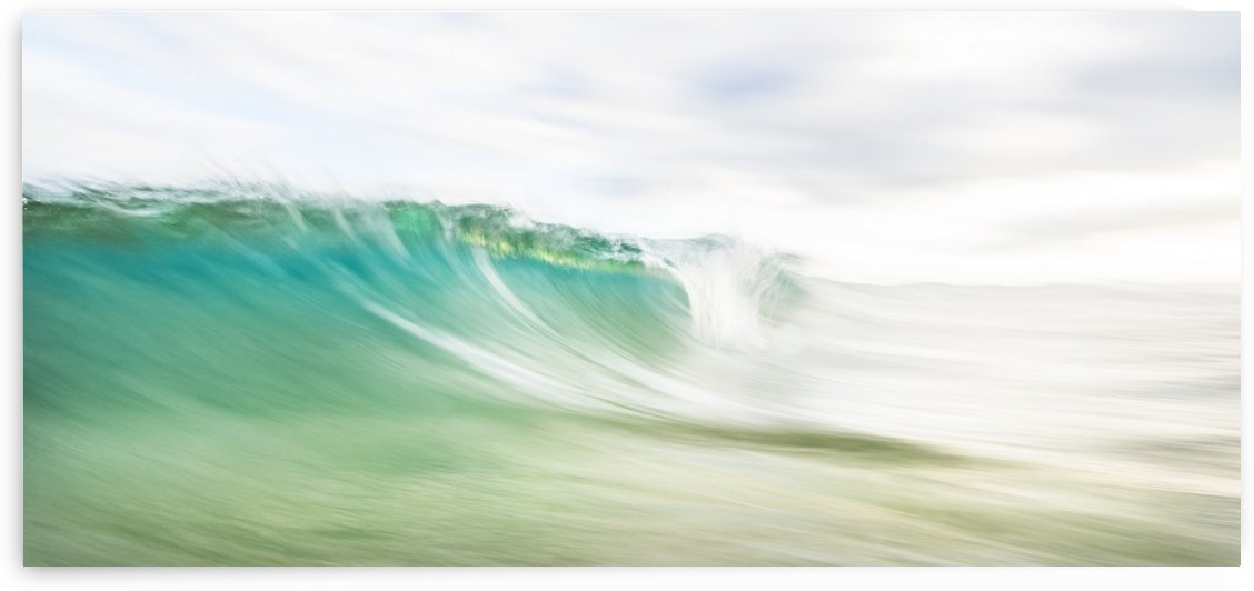 CANARY WAVES by ANDREW LEVER GALLERY