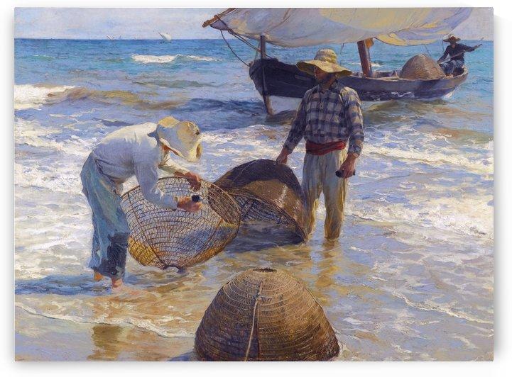 Los Pescadores Valencianos by Joaquin Sorolla