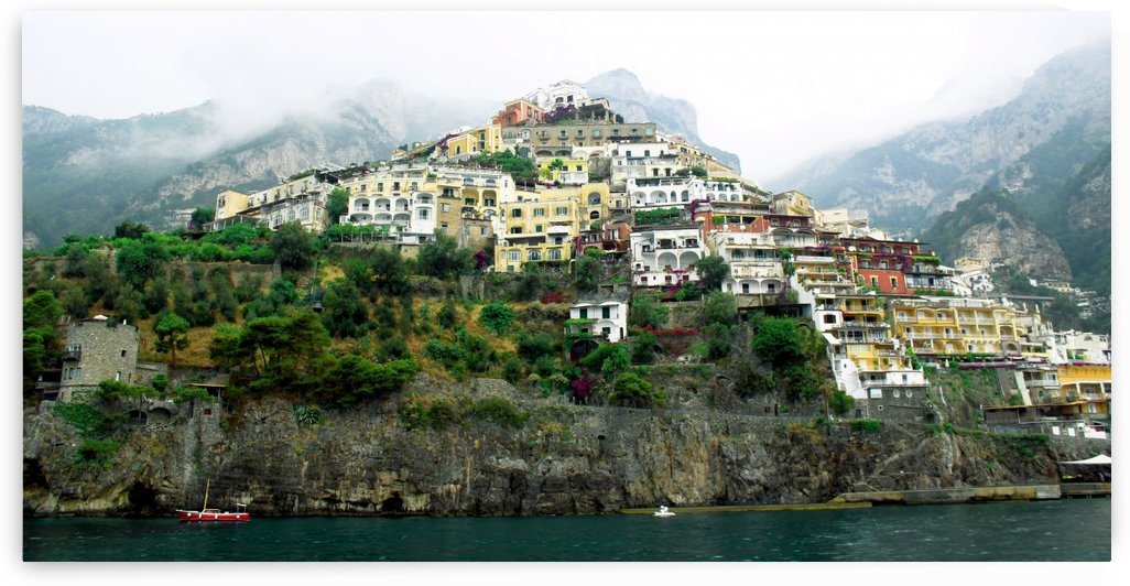 Amalfi Coast - Positano by Bentivoglio Photography